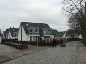"Neubaugebiet ""Ahlker Hof"" an der Ahlker Dorfstraße 18.2.2017"