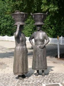 Arster Marktfrauen Denkmal