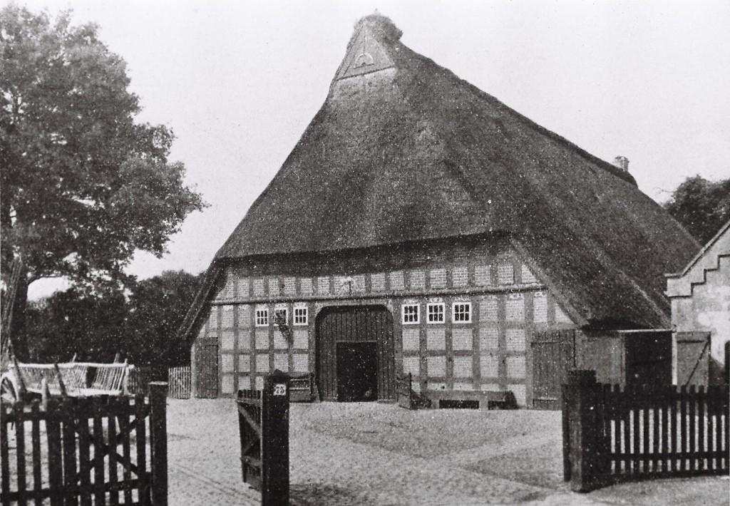 Willershaus , Arster Heerstraße 75
