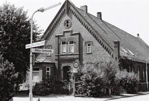 Ahlker Dorfstraße - Der Klattenhof 1983