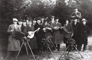 Mandolinen-Club in den 20er Jahren