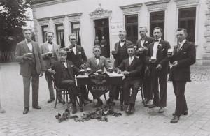 Kegelverein vor Wrede 25.8.1923