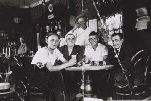 Gaststube von Bollmann 1931