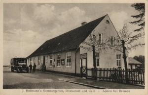 Bollmanns Sommergarten, Restaurant und Cafe