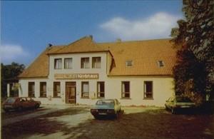 Korbhaus in den 70er Jahren